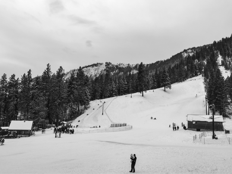 Leavenworth Ski Hill, Leavenworth, Washington, USA