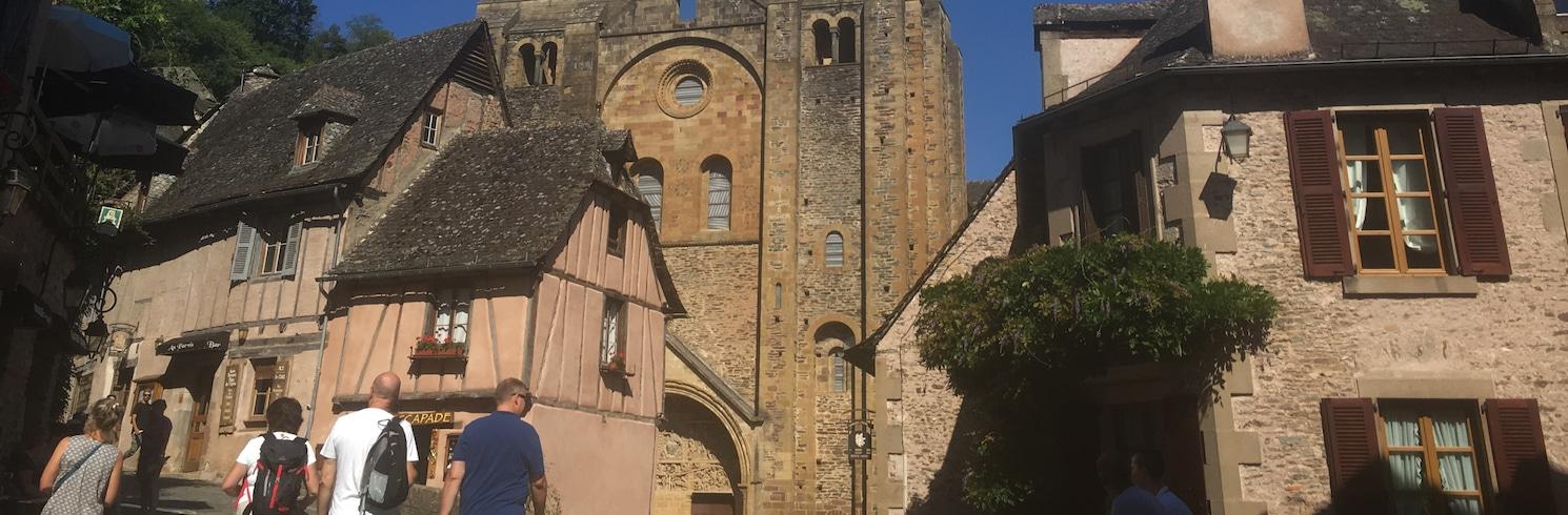Konkānrueržjē, Francija