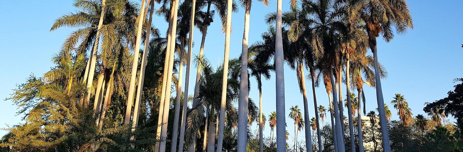 Лос-Мочіс, Мексика