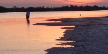 Nice sunset at Marco Island