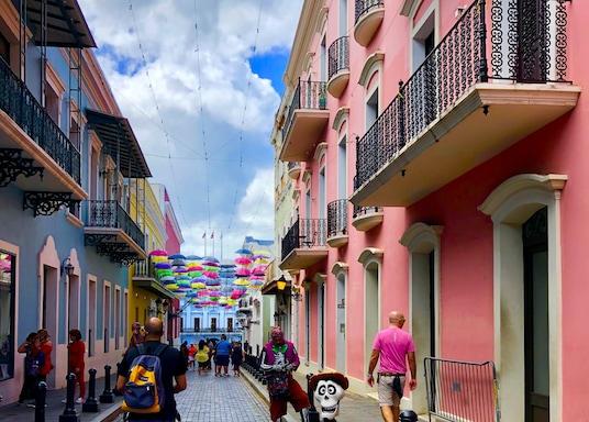 San Juan Antiguo, เปอร์โตริโก