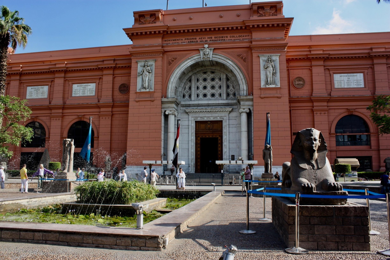 Ägyptisches Museum, Kairo, Gouvernement Al-Qahira, Ägypten