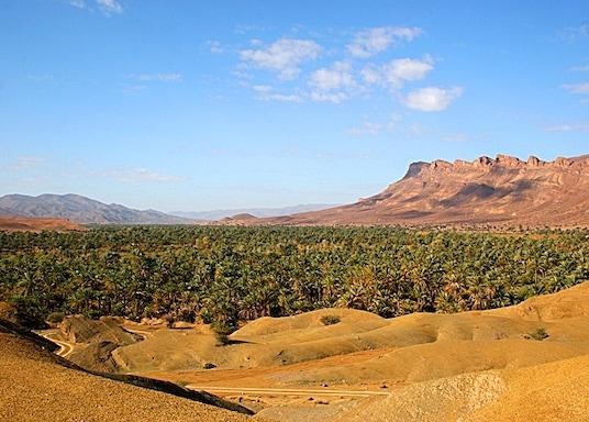 Tigzmerte, Marokkó