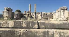 Antické divadlo Letoon