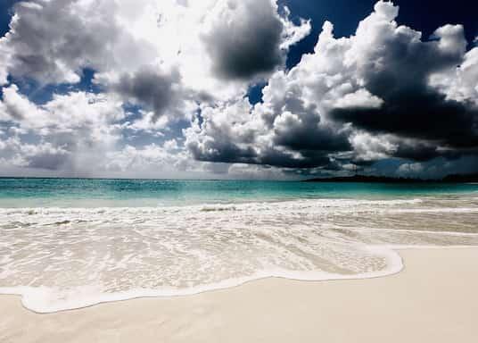 Rokers Point Settlement, Bahamas