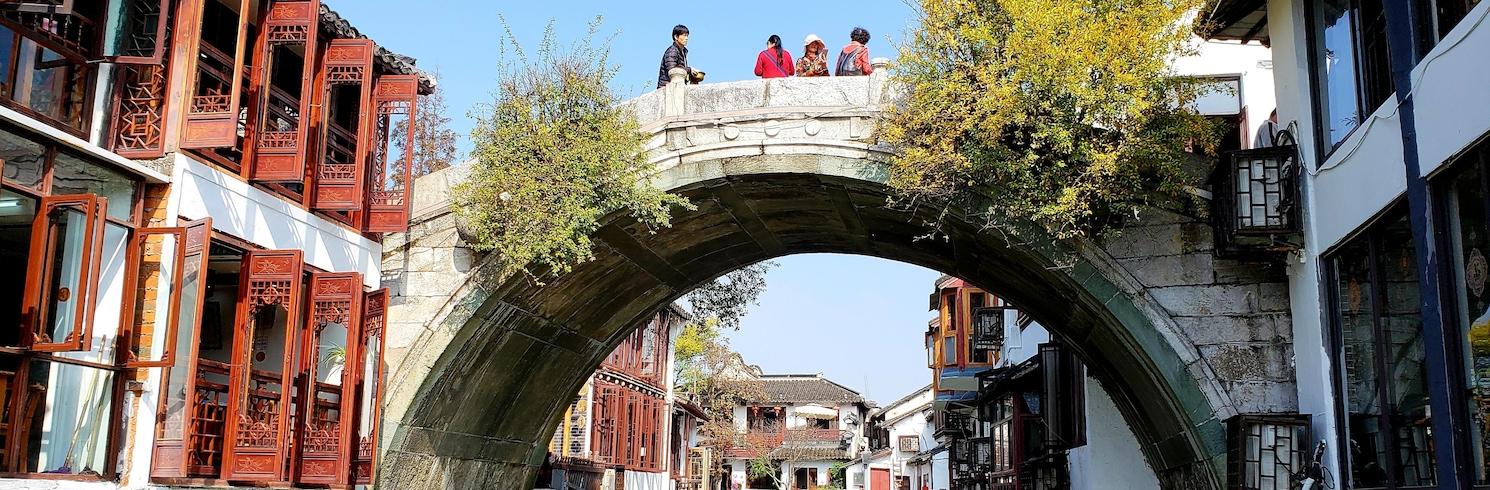Zhujiajiao, Kiina