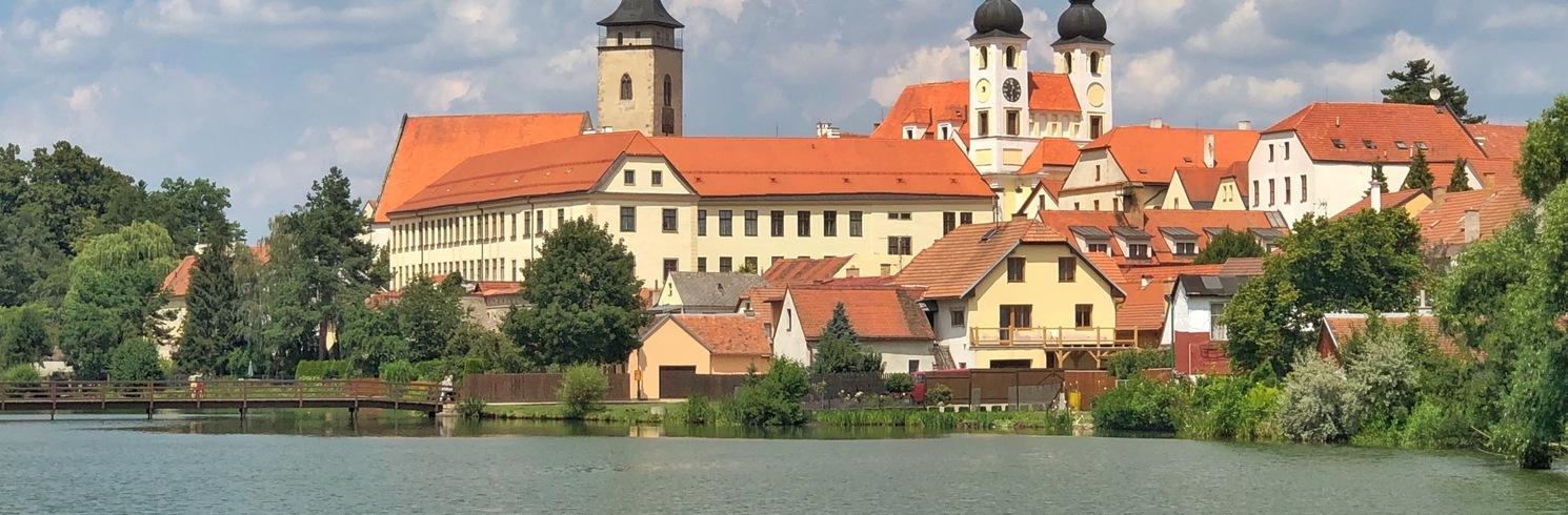 Telč, Čekija