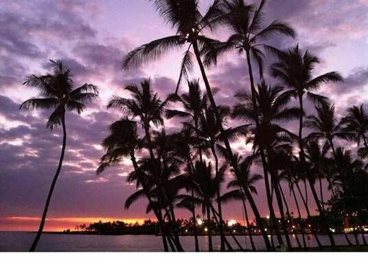 قرية كايلوا التاريخية, هاواي, الولايات المتحدة