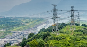 Three Gorges Dam (hydroelektráreň)