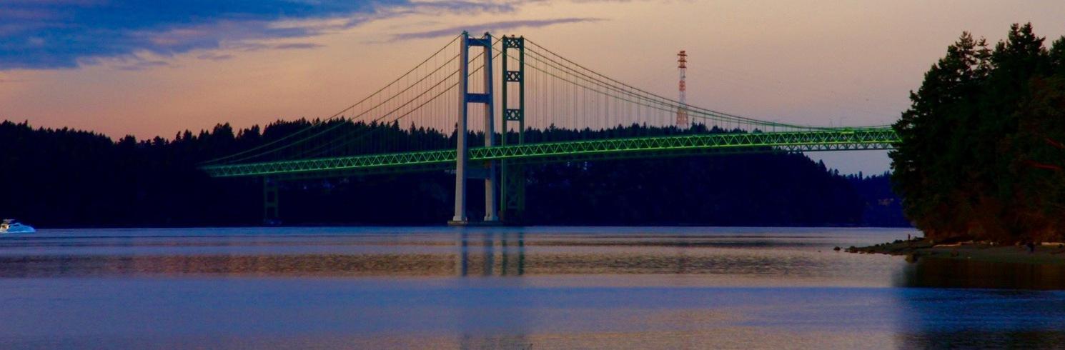Tacoma, Washington, Spojené štáty