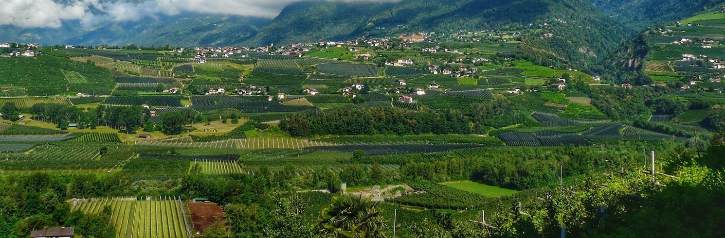 Dorf Tirol, Italien