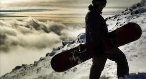 Лыжный курорт Mount Ashland