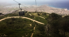 Trapani-Erice Cable Car Valley Station