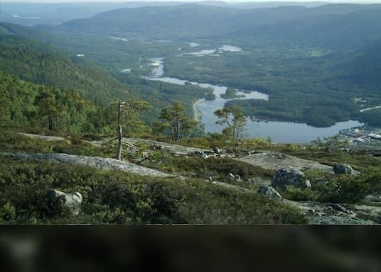 Byglandsfjord, Noruega