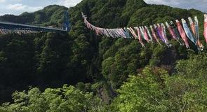 Ryujin Suspension Bridge