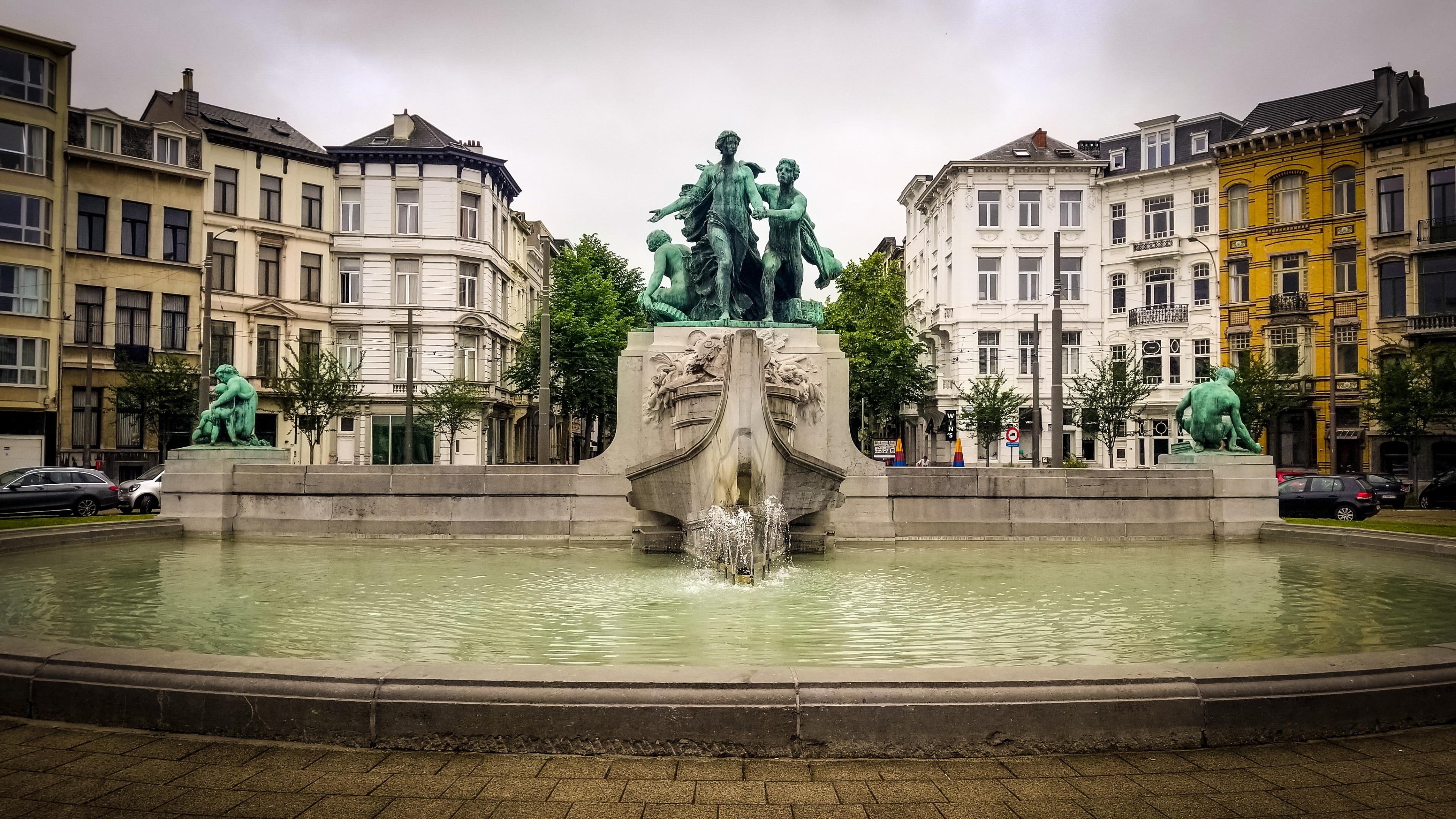 Antwerpen-Süd, Antwerpen, Bezirk Flandern, Belgien