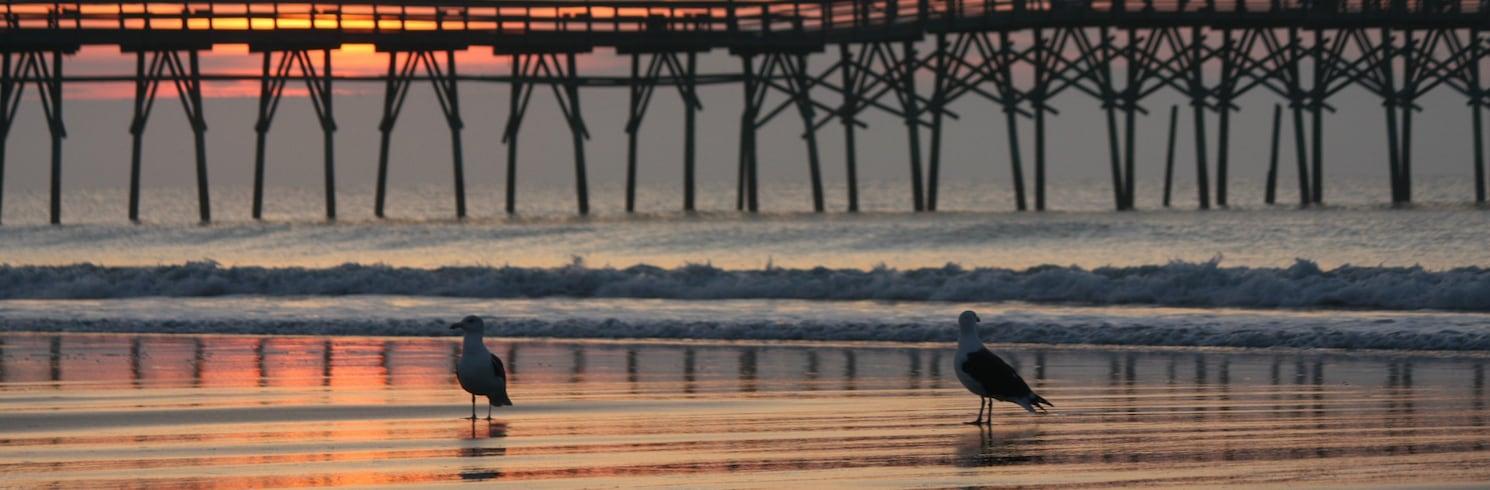 Sunset Beach, Kuzey Karolayna, Birleşik Devletler