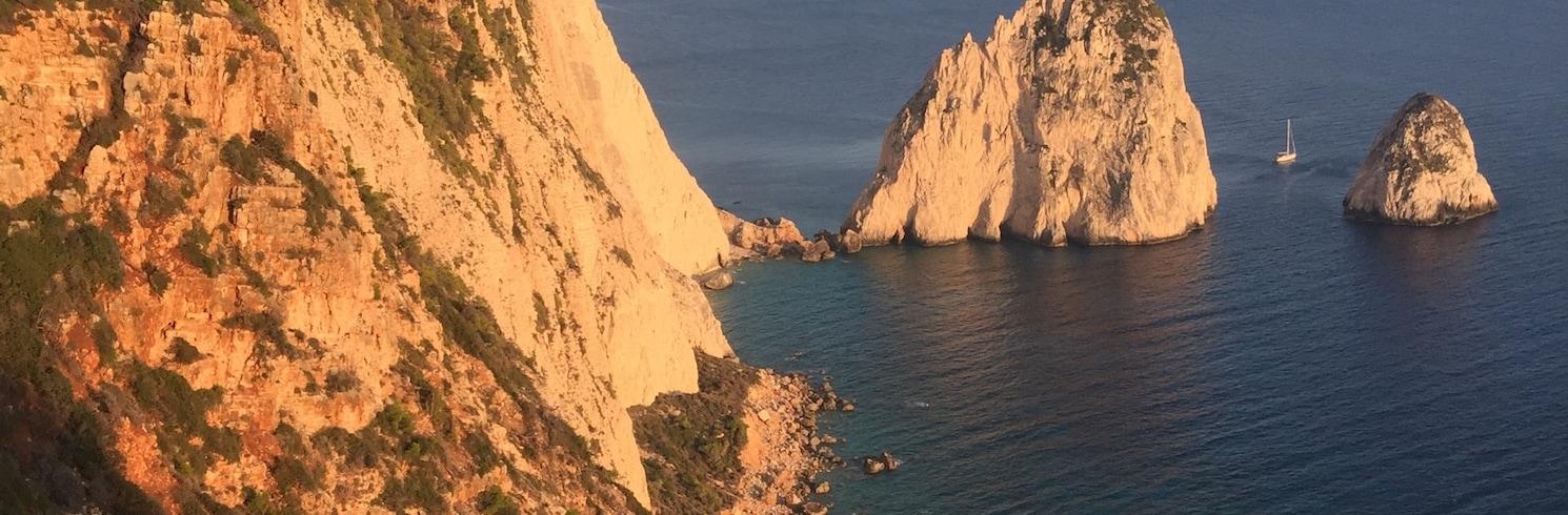 Kerion, Grèce