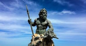 海王星雕像