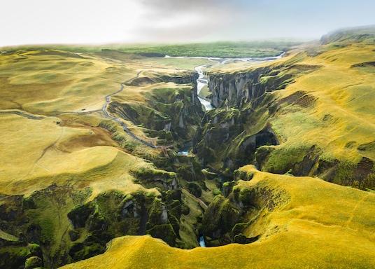 Kirkjubaejarklaustur, Iceland