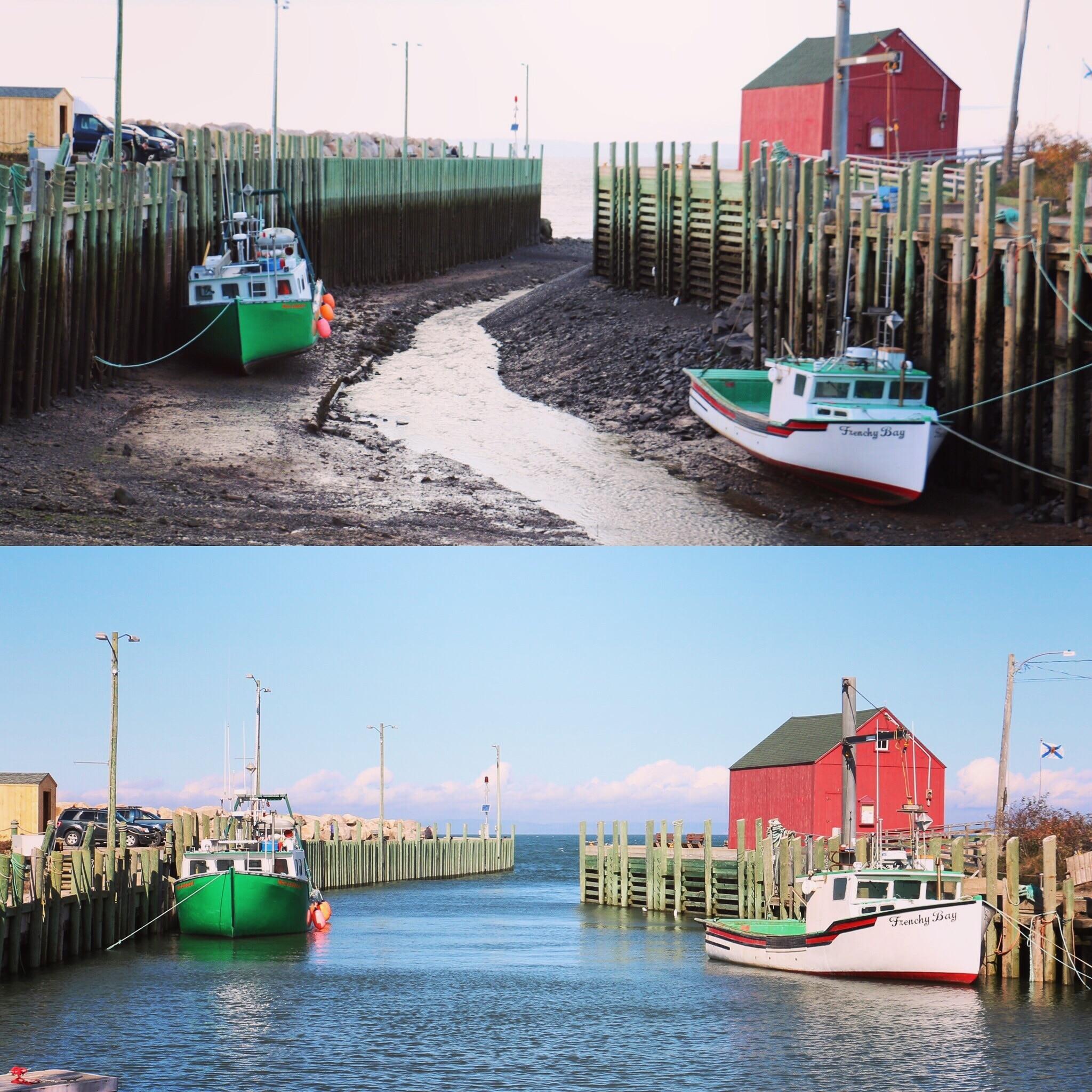 Hall's Harbour, Nova Scotia, Canada