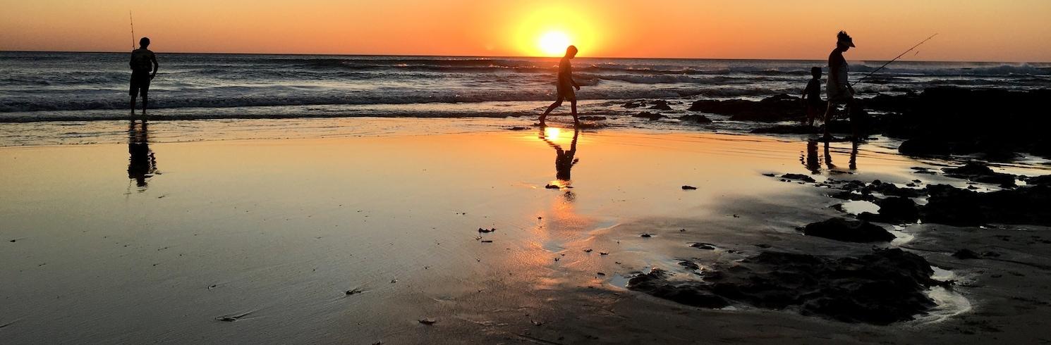 Avellanas paplūdimys, Kosta Rika