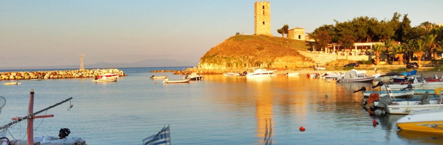 Nea Fokaia, Kreeka