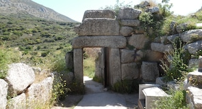 Di tích Khảo cổ Mycenae