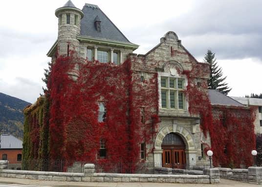 Nelson, Brit Columbia, Kanada
