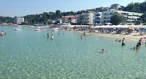 Pláž Kalithea