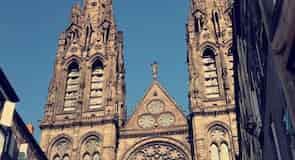 Кафедральный собор Клермон-Ферран