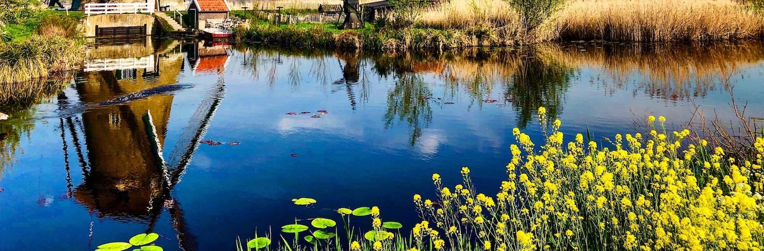 Alblasserdam kommune, Nederland