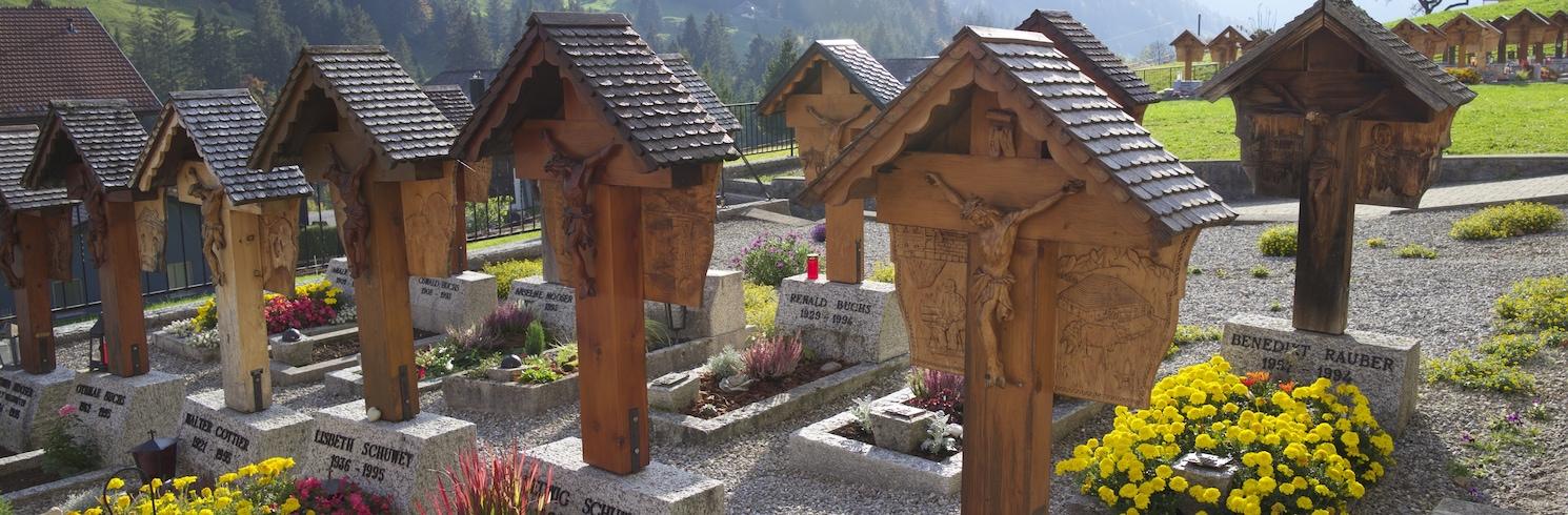 Jaun, Šveicarija