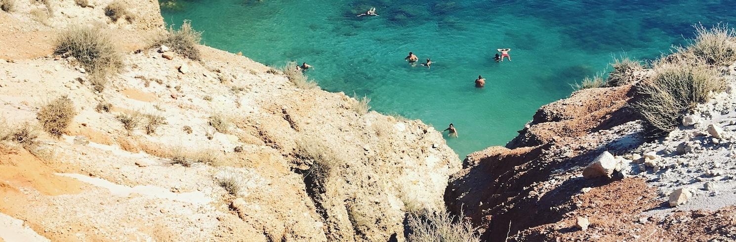 Adamas, Grecia
