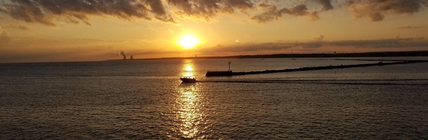Fairport Harbor, Ohio, USA