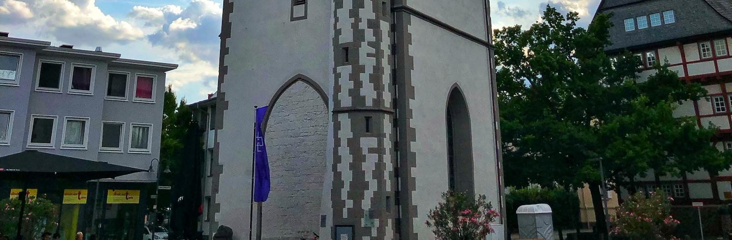 Gīsene, Vācija