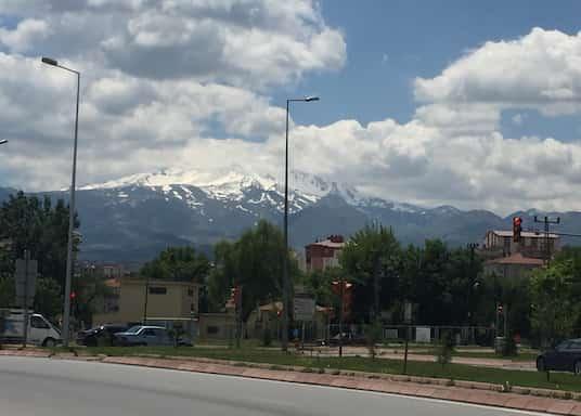 Kayseri, Turecko