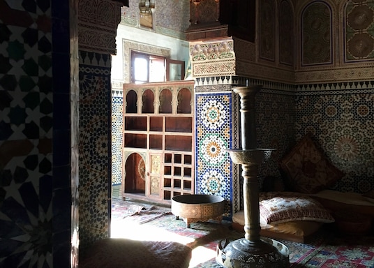 メクネス メディナ, モロッコ