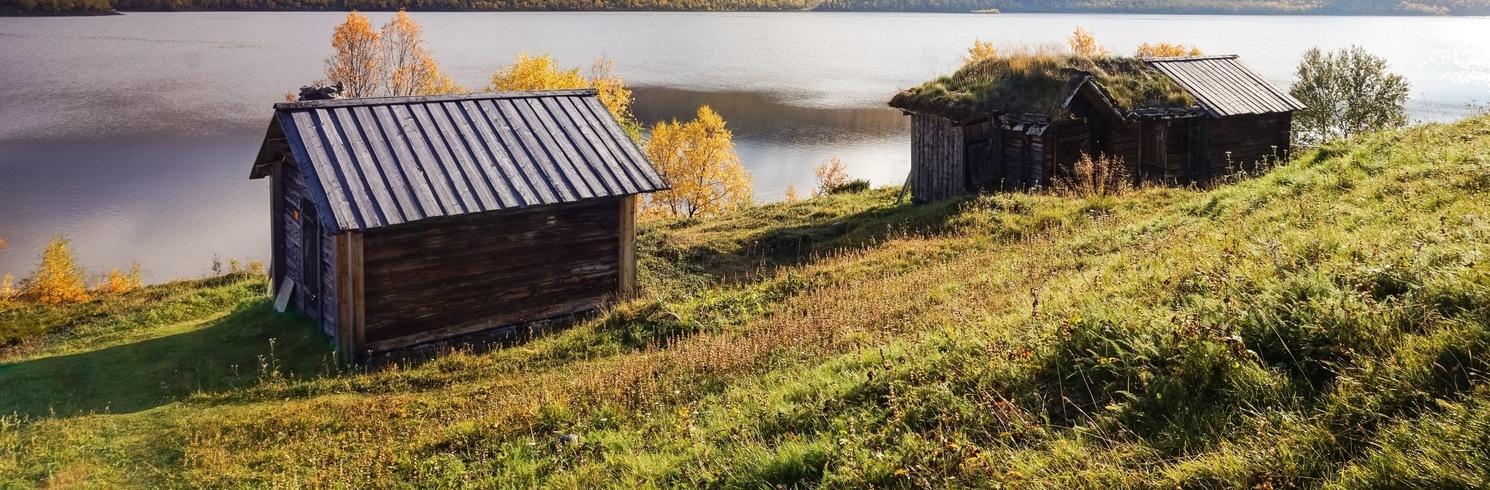 Karasjok, Norwegia