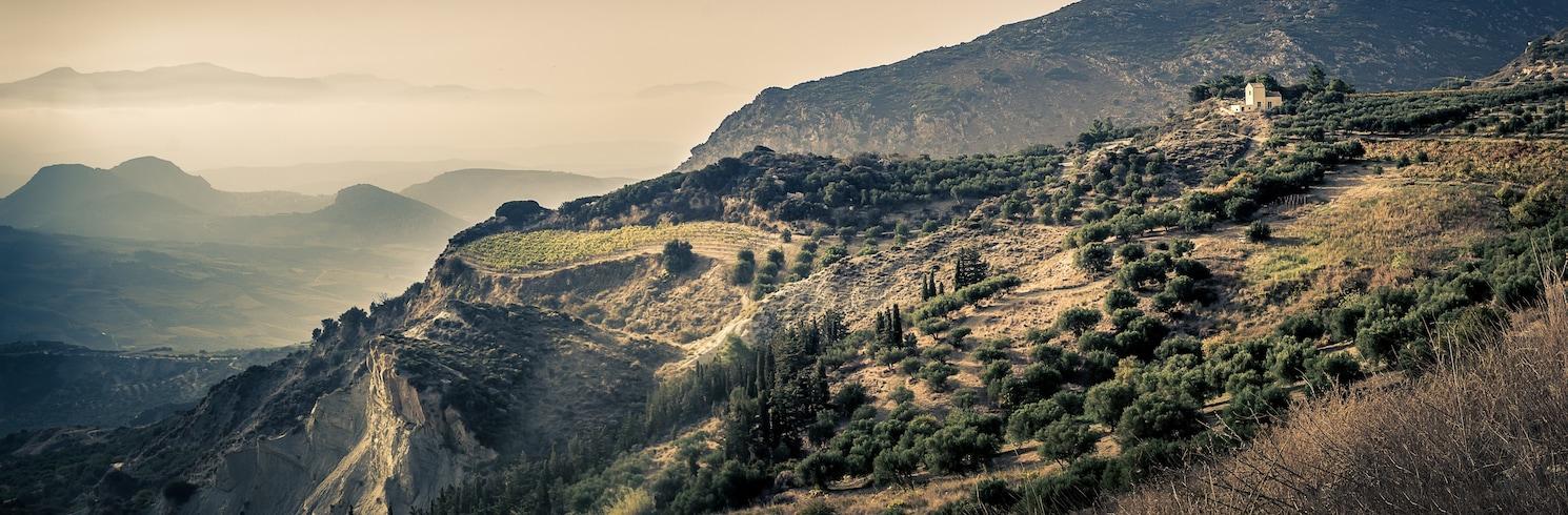 Gortyna, Grieķija
