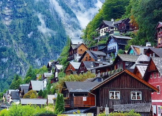 Hallstatt, ออสเตรีย