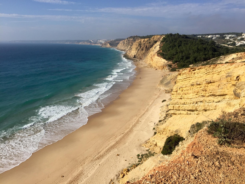 Cabanas Velhas Beach, Vila do Bispo, Faro District, Portugal