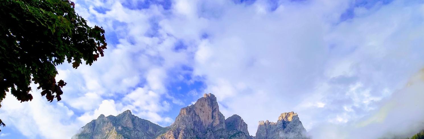 Pescul, Italy