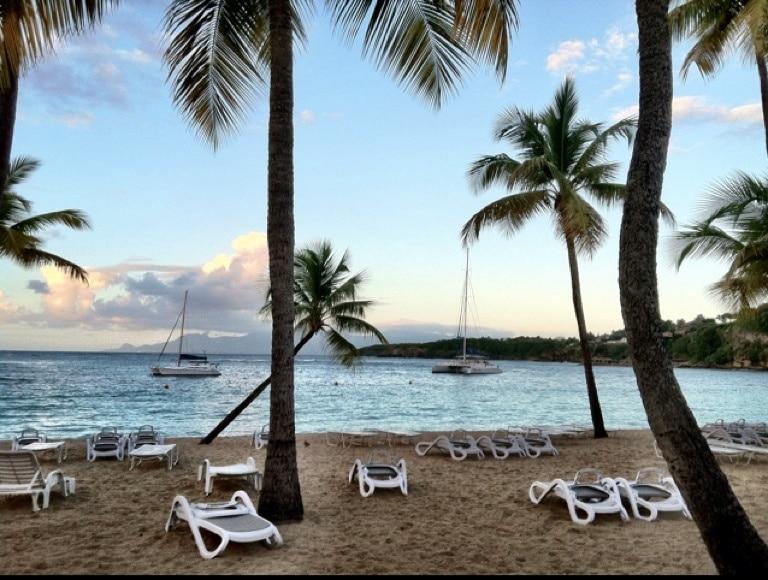 Plage Caravelle, Sainte-Anne, Grande-Terre, Guadeloupe