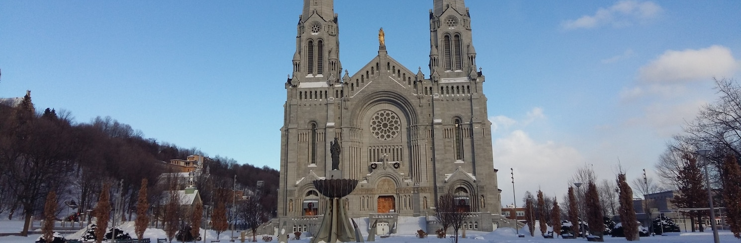 Ste Anne de Beaupre, Quebec, Kanada