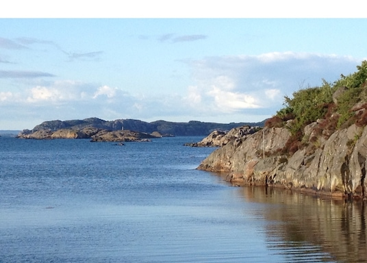 Marstrandas, Švedija