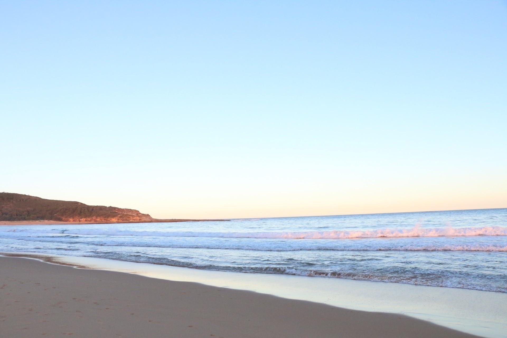 Pretty Beach, Central Coast Council, New South Wales, Australië