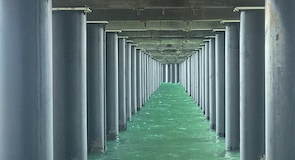 Molo w Urangan
