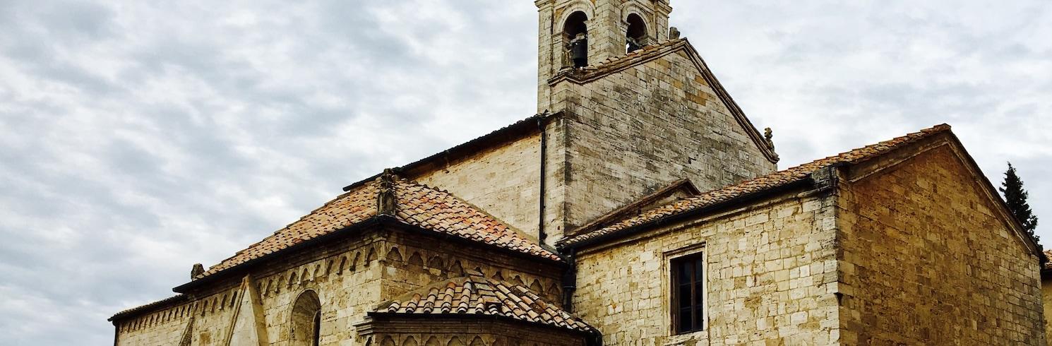 聖奎里科多爾恰, 義大利