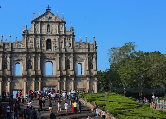 Historic Center of Macau, Macau SAR